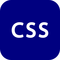 Free Navy Css Icon Download Navy Css Icon