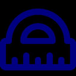 degrees icon