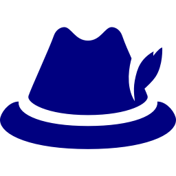 german hat icon