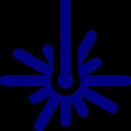laser beam icon