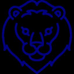 Free Navy Lion Icon Download Navy Lion Icon