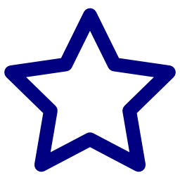 outline star icon