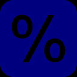 percentage icon