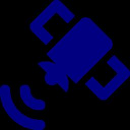 satellite sending signal icon