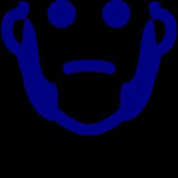 sideburns icon