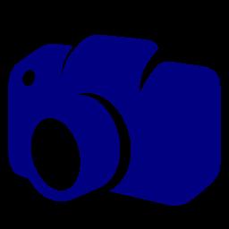 slr small lens icon