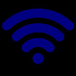 Free Navy Wifi Icon Download Navy Wifi Icon