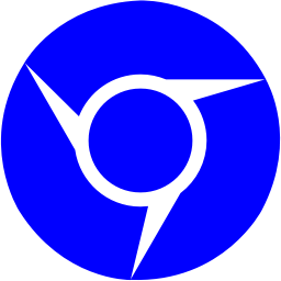 Free Blue Google Chrome Icon Download Blue Google Chrome Icon