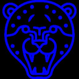roaring cheetah icon