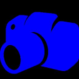 slr large lens icon