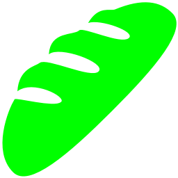 Free Lime Bread Icon Download Lime Bread Icon
