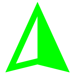 Free Lime Gps Device Icon Download Lime Gps Device Icon