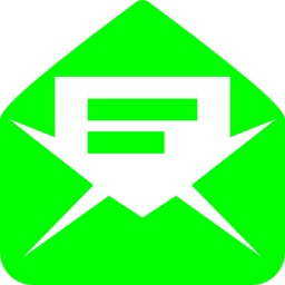 Free Lime Read Message Icon Download Lime Read Message Icon
