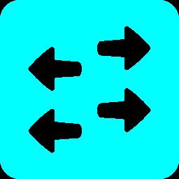 Free Aqua Switch Icon Download Aqua Switch Icon
