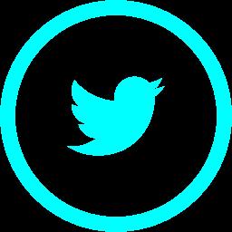 Free Aqua Twitter 2 Icon Download Aqua Twitter 2 Icon