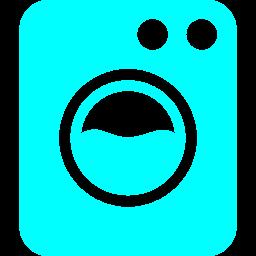 Free Aqua Washing Machine Icon Download Aqua Washing Machine Icon