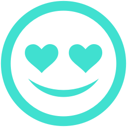 Free Turquoise In Love Icon Download Turquoise In Love Icon
