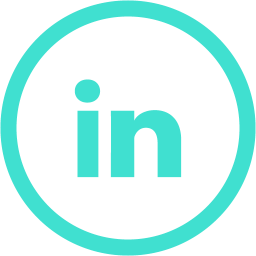 Free Turquoise Linkedin 2 Icon Download Turquoise Linkedin 2 Icon