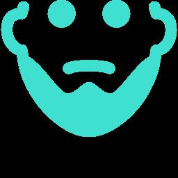 short beard icon
