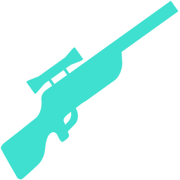 sniper rifle icon