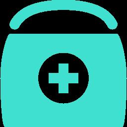 survival bag icon