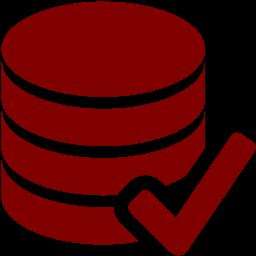 accept database icon