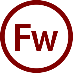 adobe fireworks 2 icon