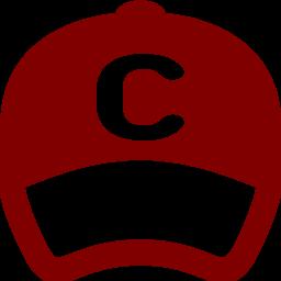 Free Maroon Baseball Cap Icon Download Maroon Baseball Cap Icon