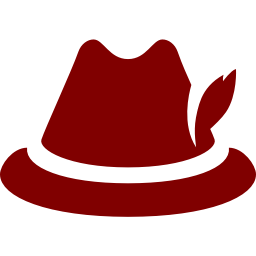 german hat icon