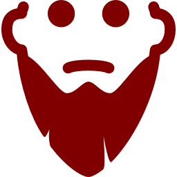 long beard icon