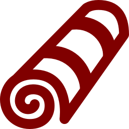 sleeping mat icon