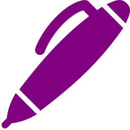 ball point pen icon