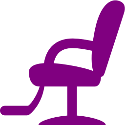 barbers chair icon