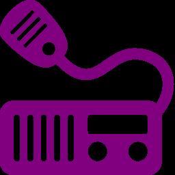 marine radio icon