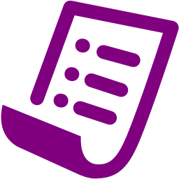 purchase order icon