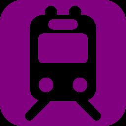 raiway station icon