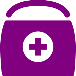 survival bag icon