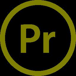 adobe premiere pro icon