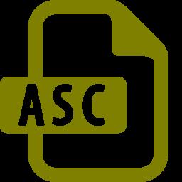 asc icon