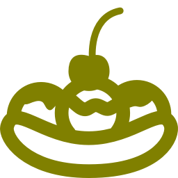 banana split icon
