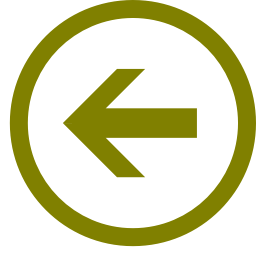 left round icon