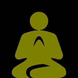 meditation guru icon