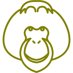 ourangutan icon