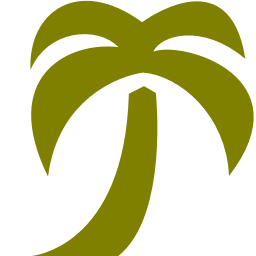 Free Olive Palm Tree Icon Download Olive Palm Tree Icon