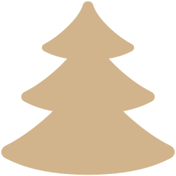coniferous tree icon