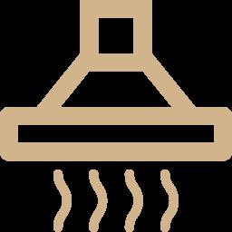 cooker hood icon