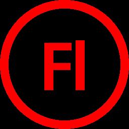 adobe flash 2 icon