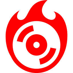 burn cd icon
