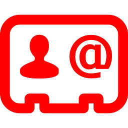 business contact icon