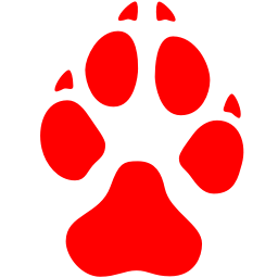 Free Red Dog Icon Download Red Dog Icon